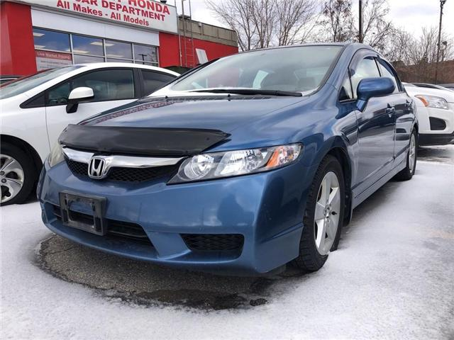 2009 Honda Civic Sport (Stk: 57298A) in Scarborough - Image 1 of 2