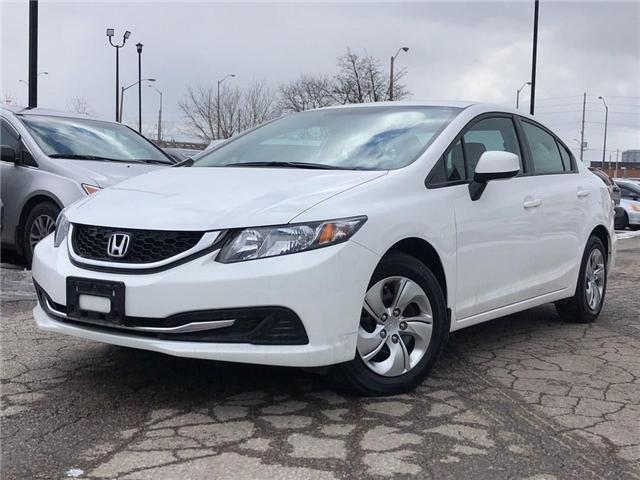 2013 Honda Civic LX (Stk: 57036A) in Scarborough - Image 1 of 20