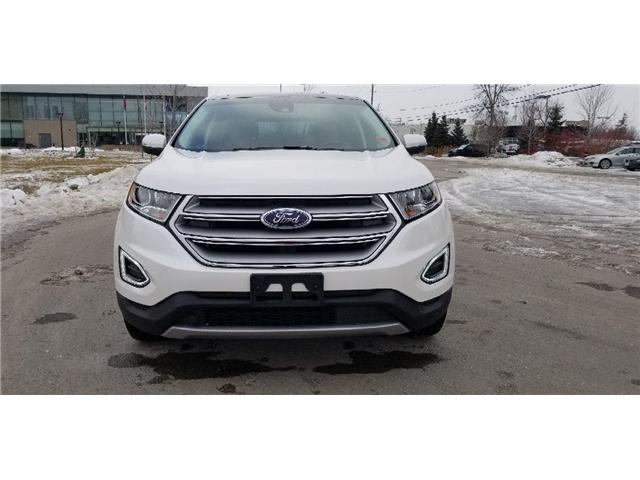 2018 Ford Edge Titanium (Stk: P8502) in Unionville - Image 2 of 24