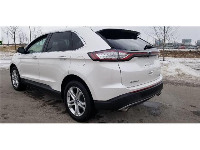 2018 Ford Edge Titanium (Stk: P8502) in Unionville - Image 9 of 34