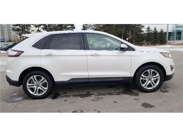 2018 Ford Edge Titanium (Stk: P8502) in Unionville - Image 15 of 34