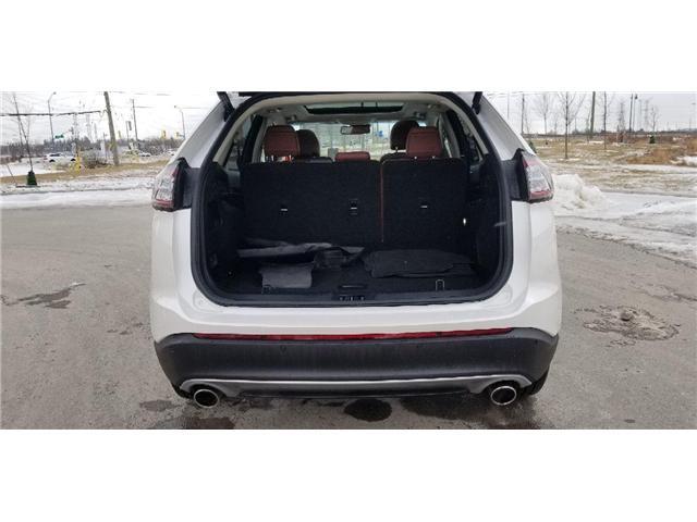 2018 Ford Edge Titanium (Stk: P8502) in Unionville - Image 17 of 34