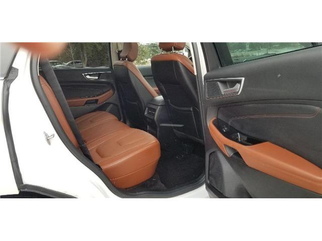 2018 Ford Edge Titanium (Stk: P8502) in Unionville - Image 22 of 34