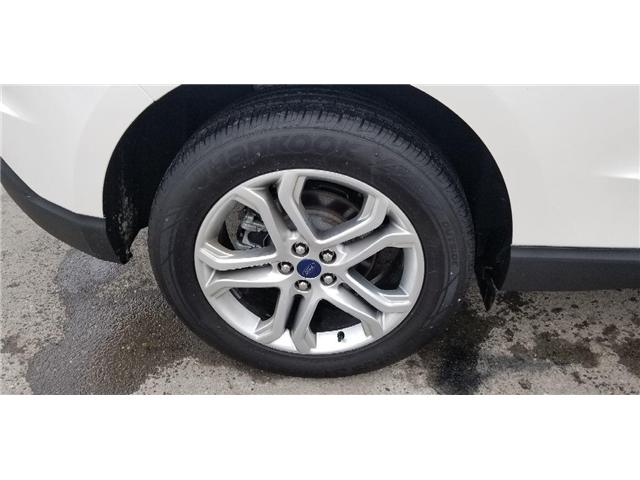 2018 Ford Edge Titanium (Stk: P8502) in Unionville - Image 26 of 34