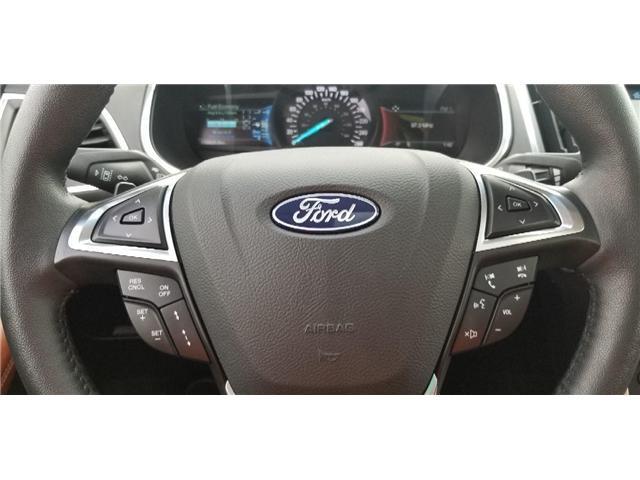 2018 Ford Edge Titanium (Stk: P8502) in Unionville - Image 28 of 34