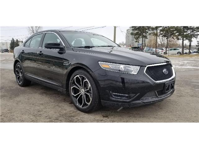 2016 Ford Taurus SHO (Stk: P8478A) in Unionville - Image 1 of 31