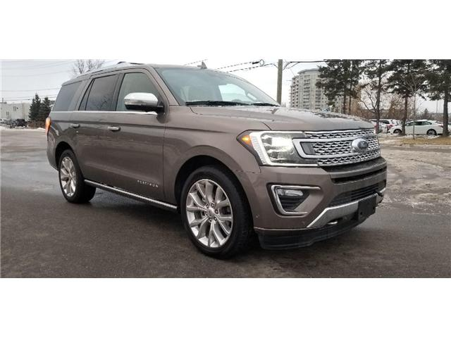2018 Ford Expedition Platinum (Stk: P8500) in Unionville - Image 1 of 29