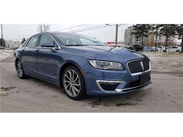 2018 Lincoln MKZ Hybrid Reserve (Stk: P8503) in Unionville - Image 1 of 23
