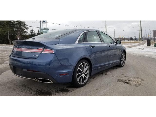 2018 Lincoln MKZ Hybrid Reserve (Stk: P8503) in Unionville - Image 7 of 23