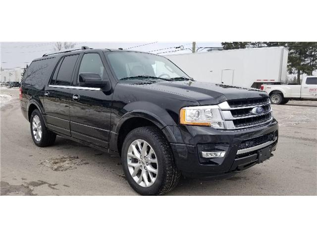 2016 Ford Expedition Max Limited (Stk: P8495) in Unionville - Image 1 of 25