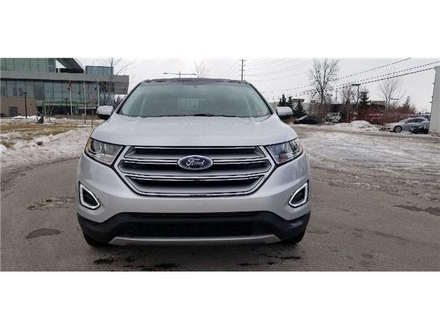 2018 Ford Edge SEL (Stk: P8501) in Unionville - Image 2 of 21