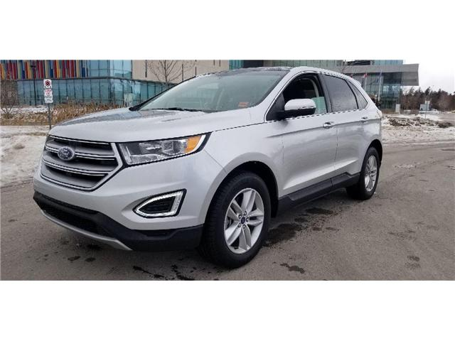 2018 Ford Edge SEL (Stk: P8501) in Unionville - Image 3 of 21