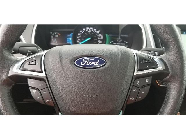 2018 Ford Edge SEL (Stk: P8501) in Unionville - Image 15 of 21
