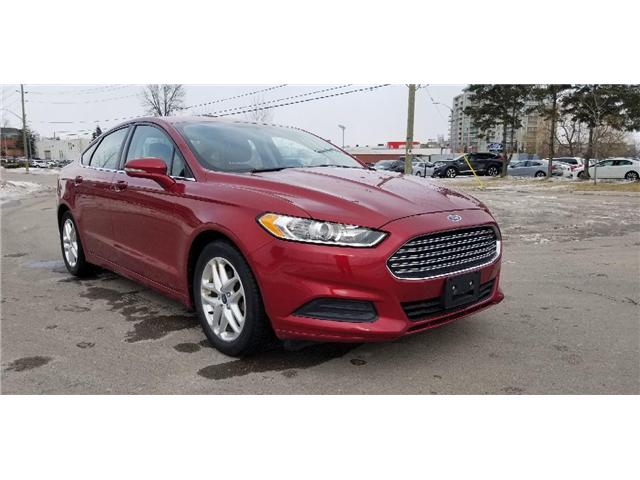 2013 Ford Fusion SE (Stk: P8431A) in Unionville - Image 1 of 22
