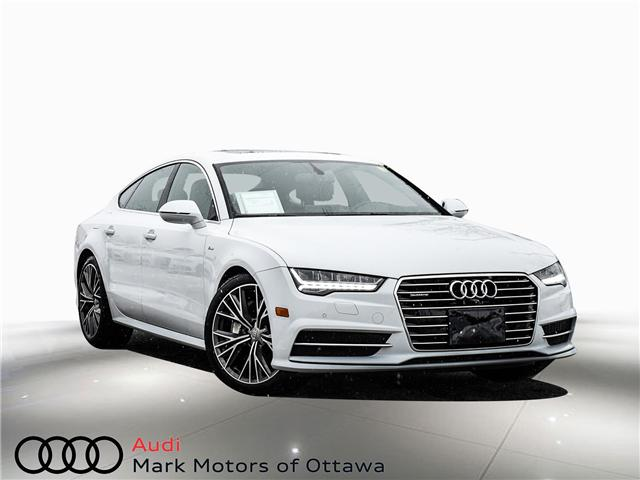 2018 Audi A7 3.0T Technik (Stk: 90384) in Nepean - Image 1 of 25