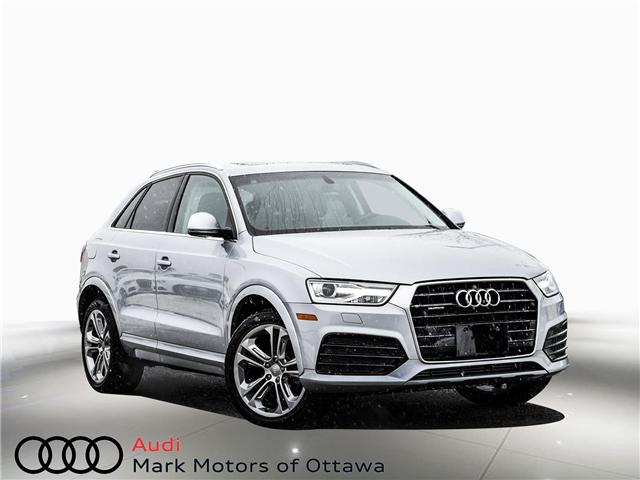 2018 Audi Q3 2.0T Progressiv (Stk: 90785) in Nepean - Image 1 of 25