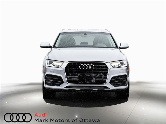 2018 Audi Q3 2.0T Progressiv (Stk: 90785) in Nepean - Image 2 of 25