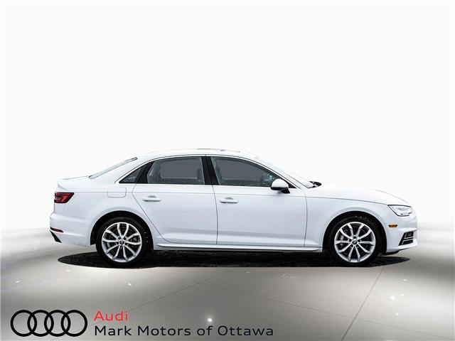 2018 Audi A4 2.0T Progressiv (Stk: 90905) in Nepean - Image 3 of 24
