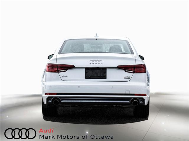 2018 Audi A4 2.0T Progressiv (Stk: 90905) in Nepean - Image 5 of 24