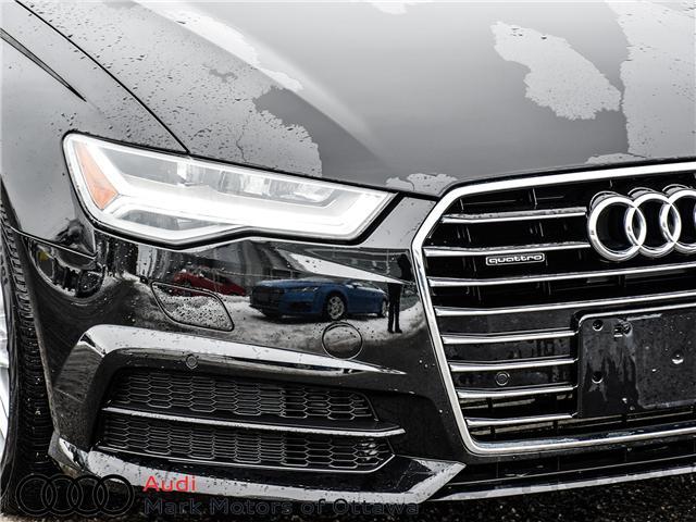 2018 Audi A6 2.0T Progressiv (Stk: 90326) in Nepean - Image 7 of 25