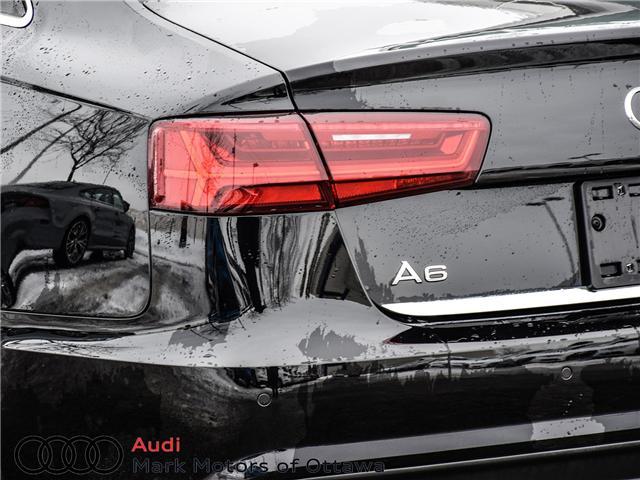 2018 Audi A6 2.0T Progressiv (Stk: 90326) in Nepean - Image 8 of 25