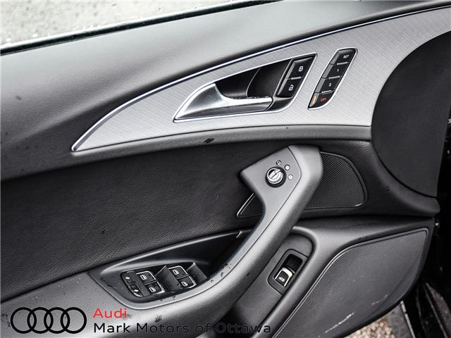 2018 Audi A6 2.0T Progressiv (Stk: 90326) in Nepean - Image 10 of 25