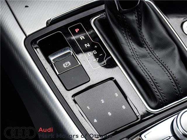 2018 Audi A6 2.0T Progressiv (Stk: 90326) in Nepean - Image 14 of 25