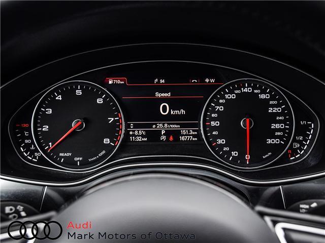 2018 Audi A6 2.0T Progressiv (Stk: 90326) in Nepean - Image 20 of 25