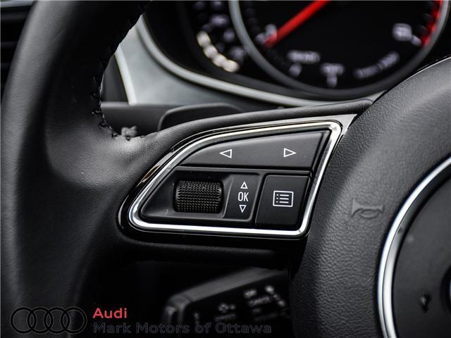 2018 Audi A6 2.0T Progressiv (Stk: 90326) in Nepean - Image 23 of 25