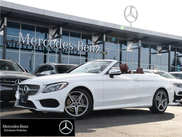 2017 Mercedes-Benz C-Class Base (Stk: 38366A) in Kitchener - Image 1 of 30