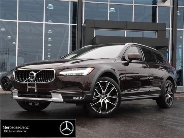 2018 Volvo V90 Cross Country T6 (Stk: 38410A) in Kitchener - Image 1 of 30