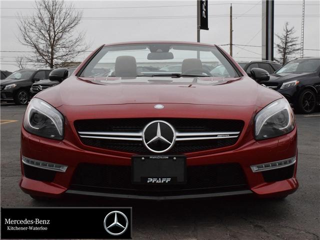 2015 Mercedes-Benz SL-Class Base (Stk: U3657) in Kitchener - Image 2 of 30