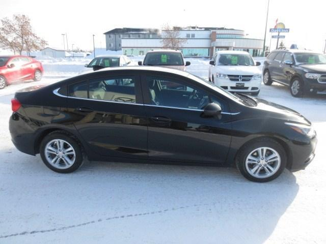 2016 Chevrolet Cruze LT Auto (Stk: M18202A) in Steinbach - Image 4 of 27