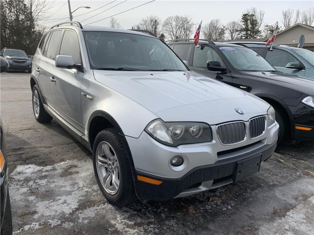 2008 BMW X3 3.0i (Stk: -) in Cobourg - Image 1 of 14