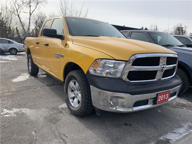 2013 RAM 1500 ST (Stk: -) in Cobourg - Image 1 of 11