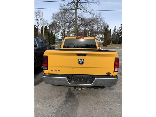 2013 RAM 1500 ST (Stk: -) in Cobourg - Image 5 of 11