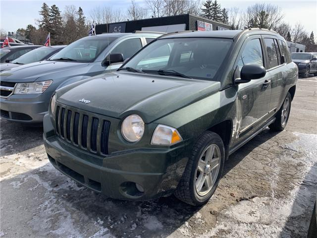 2009 Jeep Compass Sport/North (Stk: -) in Cobourg - Image 1 of 8