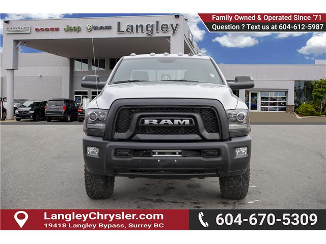 2018 RAM 2500 Power Wagon (Stk: EE900810) in Surrey - Image 2 of 27