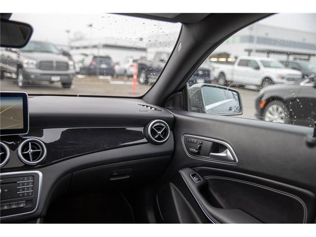 2015 Mercedes-Benz CLA-Class Base (Stk: J270334A) in Surrey - Image 12 of 23