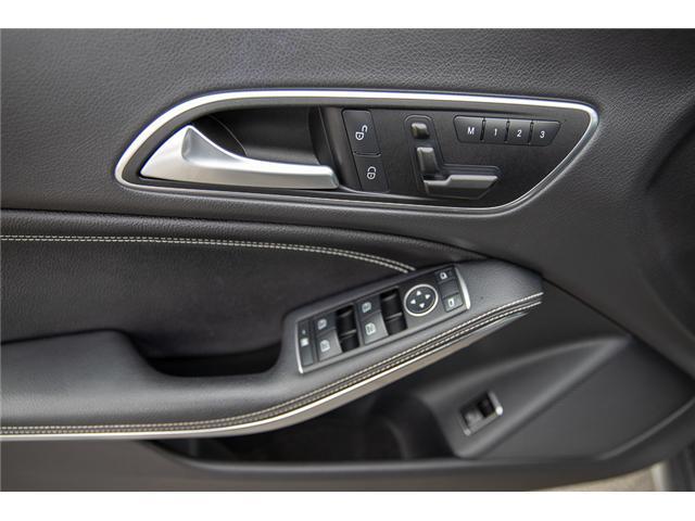 2015 Mercedes-Benz CLA-Class Base (Stk: J270334A) in Surrey - Image 13 of 23