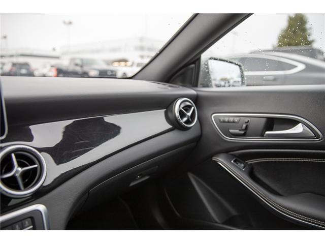 2015 Mercedes-Benz CLA-Class Base (Stk: J270334A) in Surrey - Image 21 of 23