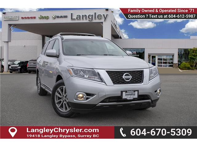 2015 Nissan Pathfinder SL (Stk: J864084A) in Surrey - Image 1 of 30