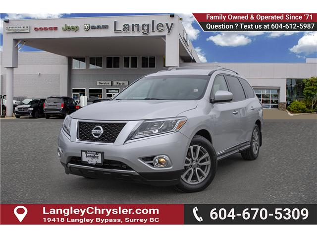 2015 Nissan Pathfinder SL (Stk: J864084A) in Surrey - Image 3 of 30