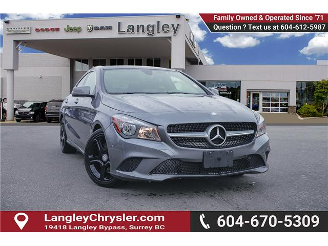 2015 Mercedes-Benz CLA-Class Base (Stk: J270334A) in Surrey - Image 1 of 23