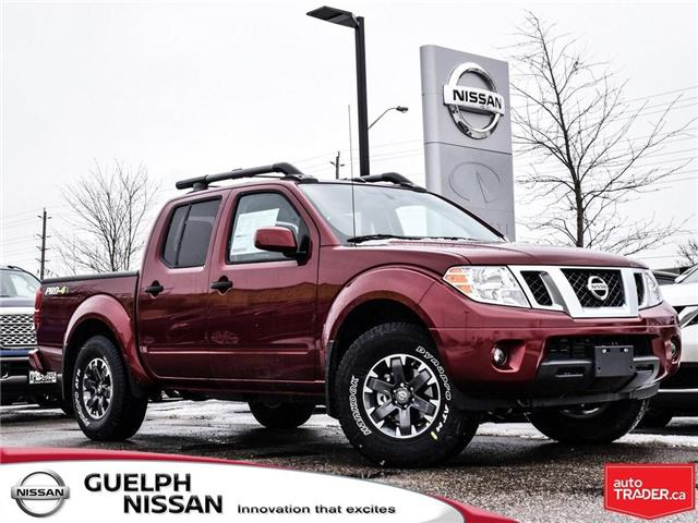 2019 Nissan Frontier PRO-4X (Stk: N19979) in Guelph - Image 1 of 24