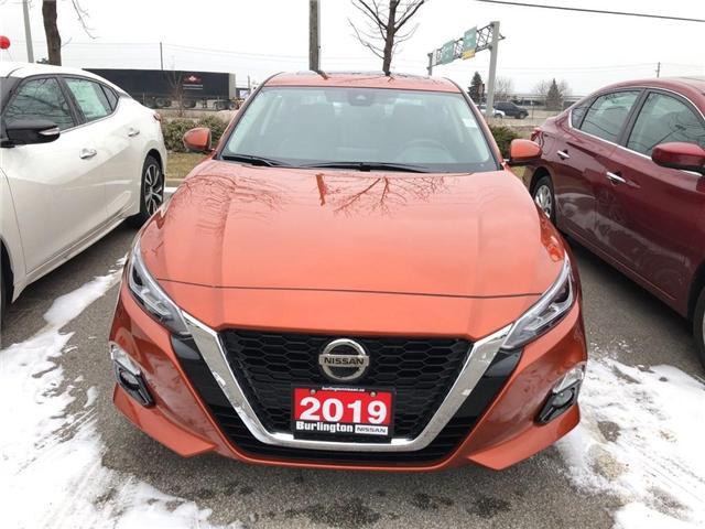 2019 Nissan Altima 2.5 Platinum (Stk: Y5509) in Burlington - Image 2 of 5