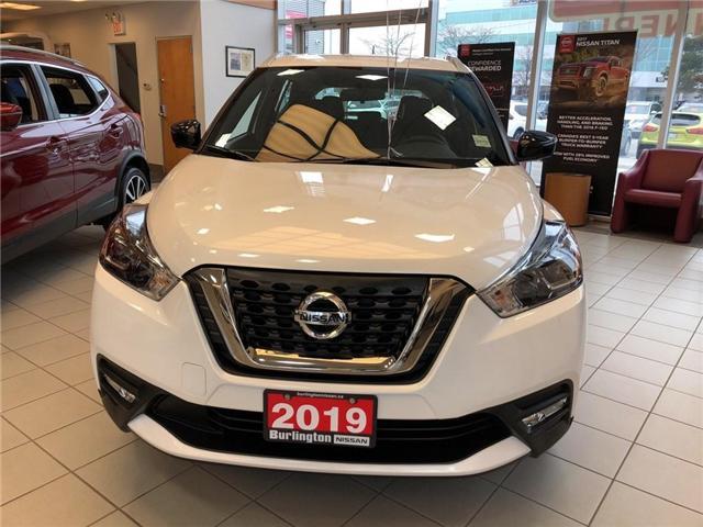 2019 Nissan Kicks SR (Stk: Y1104) in Burlington - Image 2 of 5