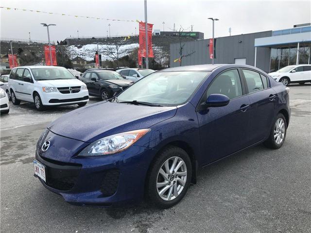 2013 Mazda Mazda3 GX (Stk: P652328A) in Saint John - Image 1 of 22