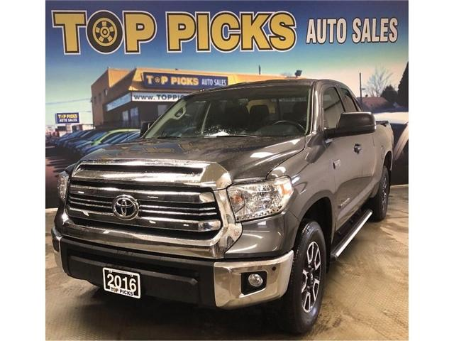2016 Toyota Tundra SR (Stk: 509716) in NORTH BAY - Image 1 of 26