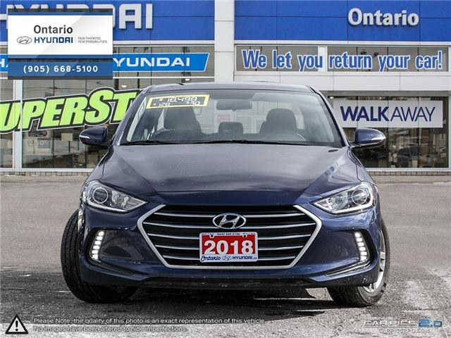 2018 Hyundai Elantra GL / APPLE CAR PLAY (Stk: 44638k) in Whitby - Image 2 of 27